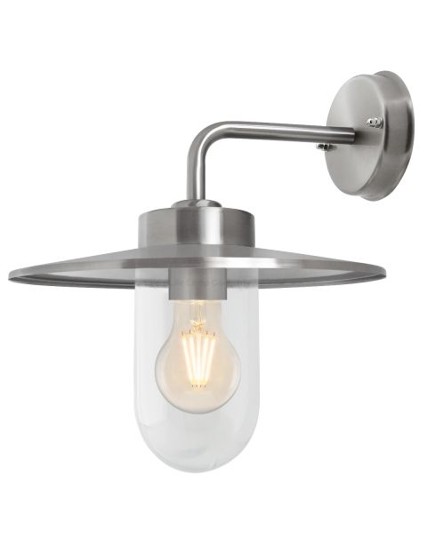 Outdoor Stainless Steel Wall Light IP44 Down Light Heritage Style ZLC025