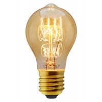 40w GLS Quad Loop Filament Vintage Cage Edison Screw E27 Screw Bulb