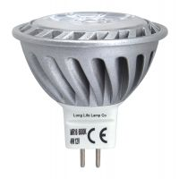 4w LED MR16 GU5.3 40w Cool White Direct Replacement For Halogen
