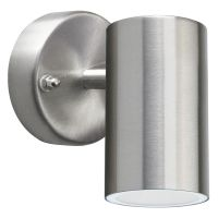 4w Modern Outdoor LED Stainless Steel Single Wall Light Cool White ZLC311