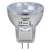 MR8 Halogen  Bulb 5w 12v