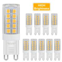 10 PACK 5w G9 LED Bulb Warm White Equivalent 40w Replacement for Halogen Capsule