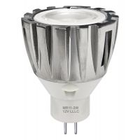 2 Pack MR11 LED High Power 2w Warm White Special Offer