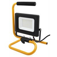 30w Adjustable LED Work Light  3m Wire with Plug IP65 Waterproof
