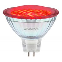 2w MR16 LED Red Low Voltage Spot light Bulb 12V