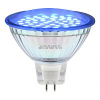 3w MR16 LED Blue Low Voltage Spot light Bulb 12V